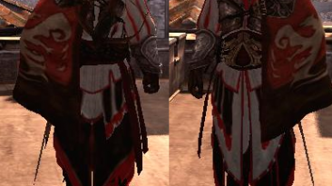 """Assassin's Creed: Brotherhood """"ACB Red-White Altair Armor"""""""