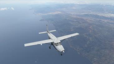 "Microsoft Flight Simulator ""Реалистичные цвета"""