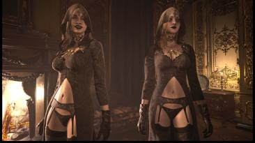"""Resident Evil: Village """"Сексуальные ведьмы"""""""
