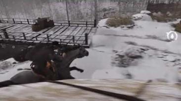 И лошадь всегда рядом