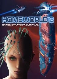 Обложка игры Homeworld 2