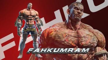 Чемпион по тайскому боксу Факумрам в трейлере Tekken 7