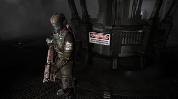 """Dead Space 2 """"Броня с эмбелемой из игры Ghost Recon Future Soldier"""""""
