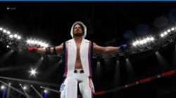 "WWE 2K16 ""Aj Styles Wrestlemania 33"" Наряд (Лицевая анимация) WWE 2K17 Порт мод"""
