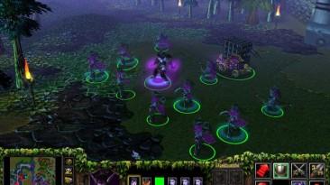 "Warcraft 3 TFT ""Кампания - Deandra's Tale Bronze"""