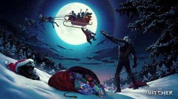 CD Projekt RED поздравляет с Новым годом