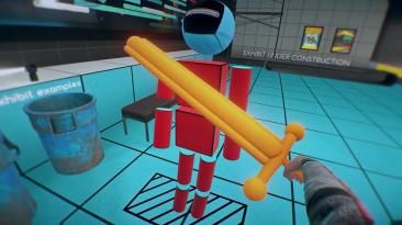 (VR) Boneworks - Эта игра из будущего
