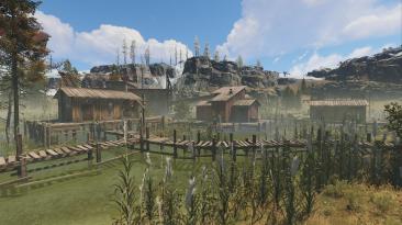 В Rust был произведен визуальный ремонт - улучшенный пейзаж