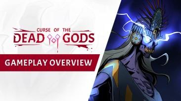 Обзорный трейлер игрового процесса Curse of the Dead Gods