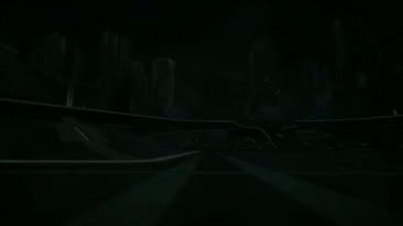 "TRON: Evolution ""Tank Trailer"""