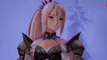 Новый геймплей Tales of Arise, демонстрирующий сражения, меню и многое другое