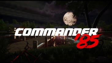 Sci-Fi триллер Commander '85 вышел на ПК и Xbox One