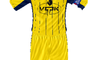 "FIFA 13 ""Metalist home kit"""