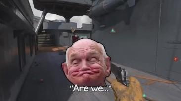Смешной монтаж - Call of Duty: WWII