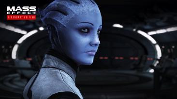 Для Mass Effect: Legendary Edition вышел патч, позволяющий выбрать английскую озвучку