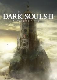 Обложка игры Dark Souls 3: The Ringed City