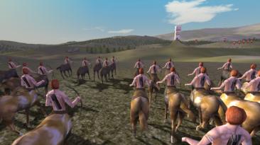 """Rome: Total War """"Войско Нарнии"""""""