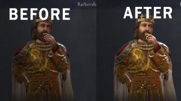 "Crusader Kings 3 ""Яркие портреты"""