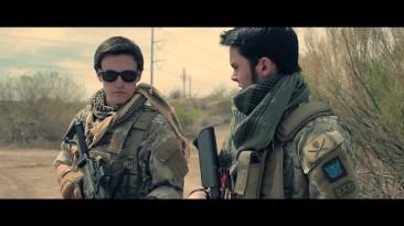 COD и Battlefield 3 - в реальной жизни