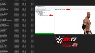 """WWE 2K17 """"Renders Original Sorted MOD"""""""
