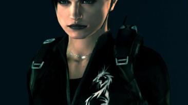 "Resident Evil: Revelations ""Jill Black Dragon by Mr_Scratch"""