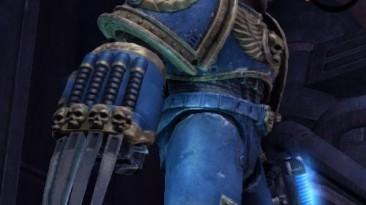 """Warhammer 40.000: Space Marine """"Когти Молнии для Космических десантников"""""""