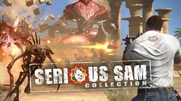 Serious Sam Collection выйдет не только на Switch, но и на PS4 и Xbox One
