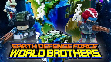 Earth Defense Force: World Brothers: Таблица для Cheat Engine [1.0] {ndck76}