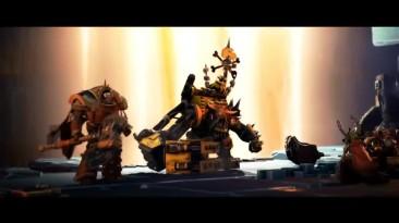 Все ролики вселенной Warhammer 40000