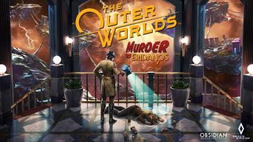 Дополнение Murder on Eridanos для The Outer Worlds выйдет на Nintendo Switch уже 8 сентября
