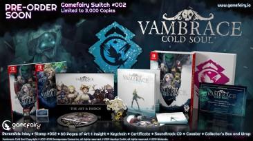 Vambrace: Cold Soul для Nintendo Switch получит физическое издание