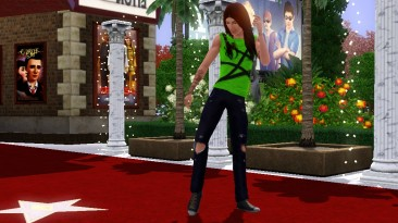 "Sims 3 ""Сим Шон"""