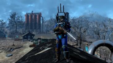 """Fallout 4 - Борис Борисович, с песней """"Здравствуй, сестра !"""" ..."""