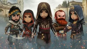 Assassin's Creed Rebellion назвали лучшей игрой для Android