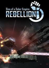 Обложка игры Sins of a Solar Empire: Rebellion