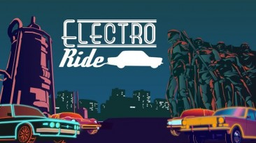 Аркадная гонка Electro Ride: The Neon Racing вышла на Switch