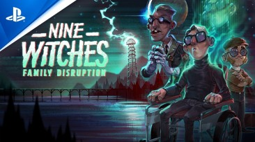 Состоялся релиз Nine Witches: Family Disruption