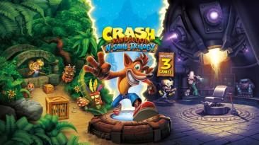 Обзор Crash Bandicoot N. Sane Trilogy
