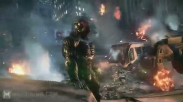 """Crysis 2 """"Трейлер машинимы The Ultimate Soldier"""""""