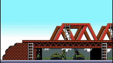 На PS4 и Switch вышел классический экшен Green Beret