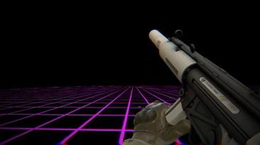 CS:GO - Крутой фанатский скин для MP5
