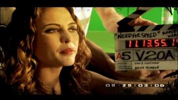NFS Most Wanted Кат-сцены с Джози Маран - Ракурс