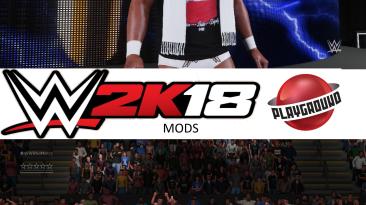 """WWE 2K18 """"Alberto Del Rio + 5 Attire Pack MOD"""""""