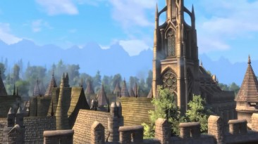 Вышел новый трейлер The Elder Scrolls: Skyblivion