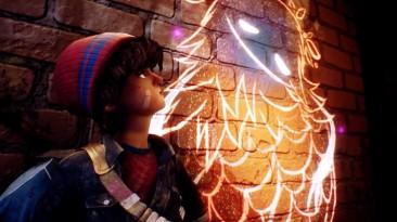 Concrete Genie - представлен дебютный геймплей игры о подростке, создающем живые граффити