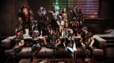 Актеры озвучки трилогии Mass Effect снова соберутся вместе в честь выхода ремастеров