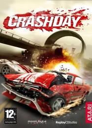 Обложка игры Crashday