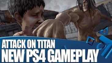 Прохождение обучения в Attack On Titan: Wings Of Freedom