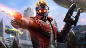 Новый игровой трейлер Marvel Future Revolution, демонстрирующий Звездного Лорда
