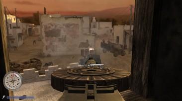 """Call of Duty 2 """"Back 2 Fronts русификатор + удаление не оригинальных уровней v0.9"""""""